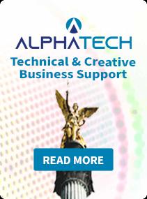 Alphatech Technical + Creative Business Support