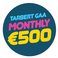 TARBERT GAA MONTHLY 500